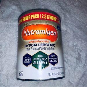 Nutramigen 27.8 oz can